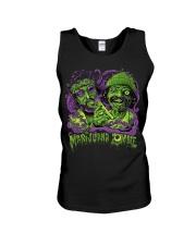 Marijuana Zombie T-shirt Unisex Tank thumbnail