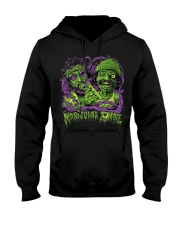 Marijuana Zombie T-shirt Hooded Sweatshirt thumbnail