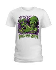 Marijuana Zombie T-shirt Ladies T-Shirt thumbnail