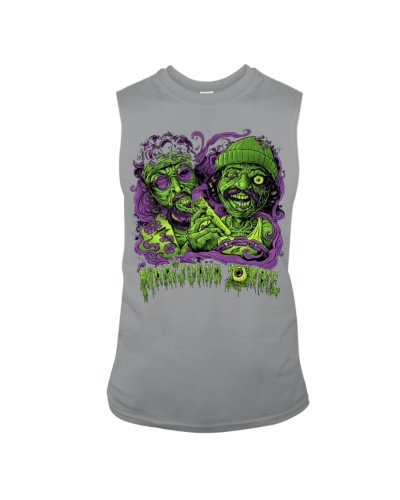 Cheech and Chong Marijuana Zombie T-shirt