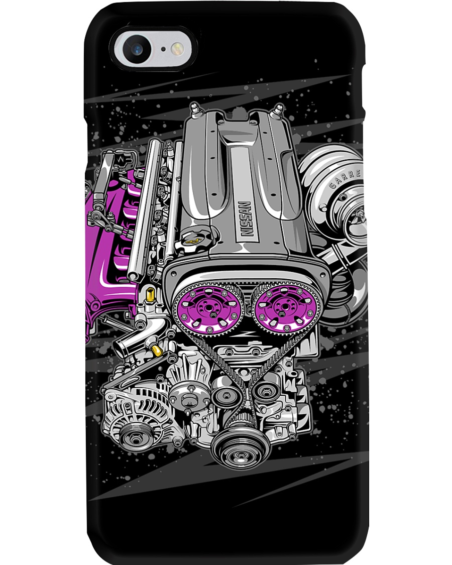 RB26 Engine Phone Case Phone Case