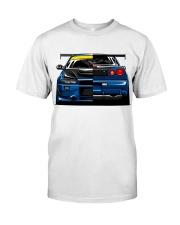 R34 Skyline GT-R Classic T-Shirt thumbnail
