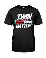 SCHASSIS Twin Drift  Classic T-Shirt thumbnail