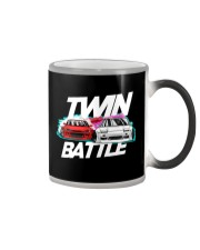SCHASSIS Twin Drift  Color Changing Mug thumbnail