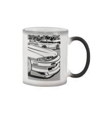 s14 zenki and 180sx Color Changing Mug thumbnail