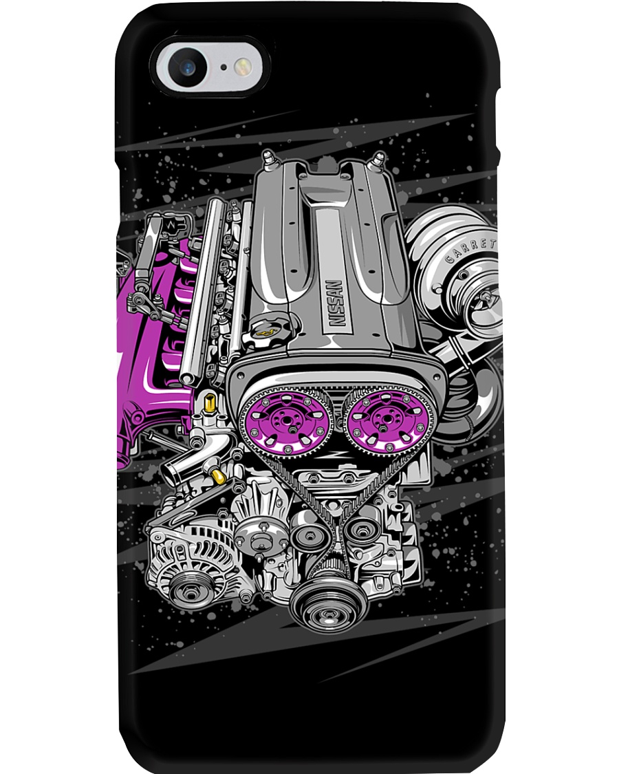 RB26 Engine Phone Case