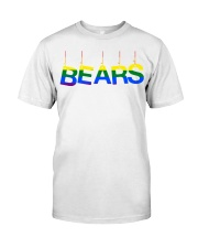 bears Classic T-Shirt front