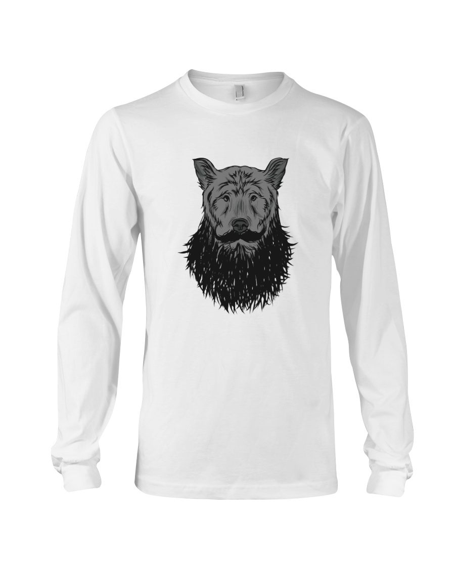 beardedbear Long Sleeve Tee