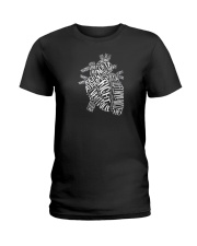 ANATOMY-OF-HEART Ladies T-Shirt tile
