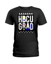 HBCU GRAD Ladies T-Shirt thumbnail