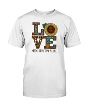 Housekeeper Classic T-Shirt front