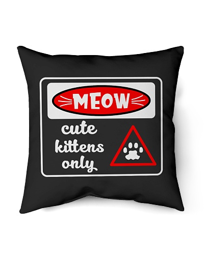Cute Kittens only