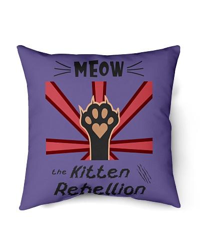 Kitten Revolution Tee and accessories