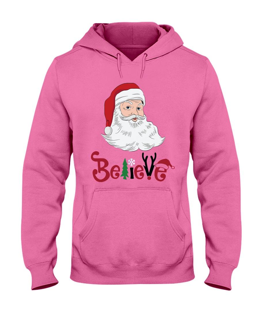 Santa B Hooded Sweatshirt