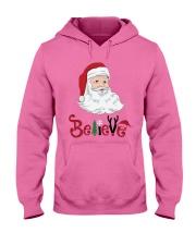 Santa B Hooded Sweatshirt front