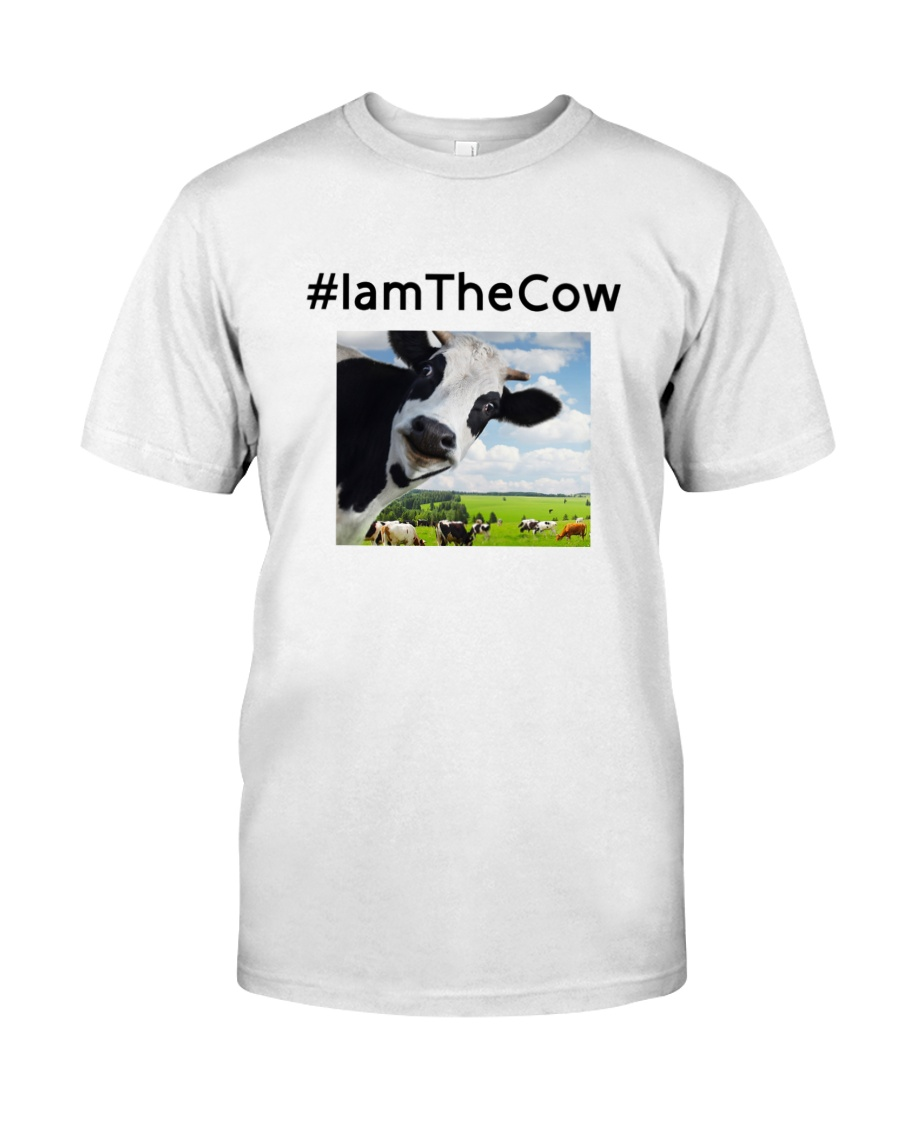 #Iamthecow T Shirt