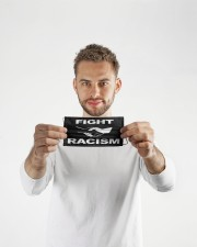 Fight Racism Shirt Face Mask Cloth Face Mask - 3 Pack aos-face-mask-lifestyle-09