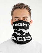 Fight Racism Shirt Neck Gaiter Neck Gaiter aos-neck-gaiter-lifestyle-06