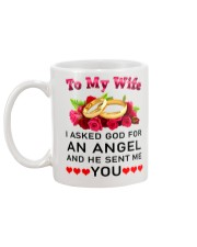 Perfect Valentine's Day Gift For Your Wife Mug back