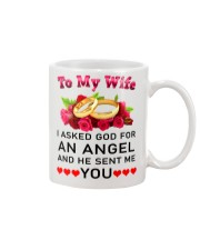 Perfect Valentine's Day Gift For Your Wife Mug front