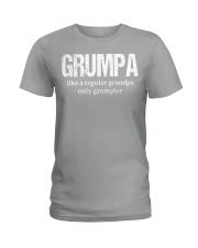 Grumpa Ladies T-Shirt thumbnail