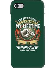 My Lifetime - Pawpaw Phone Case thumbnail