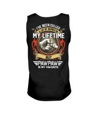 My Lifetime - Pawpaw Unisex Tank thumbnail