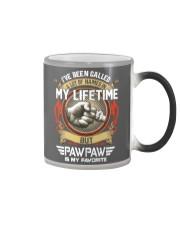 My Lifetime - Pawpaw Color Changing Mug thumbnail