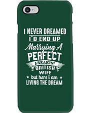 British-wife Phone Case thumbnail