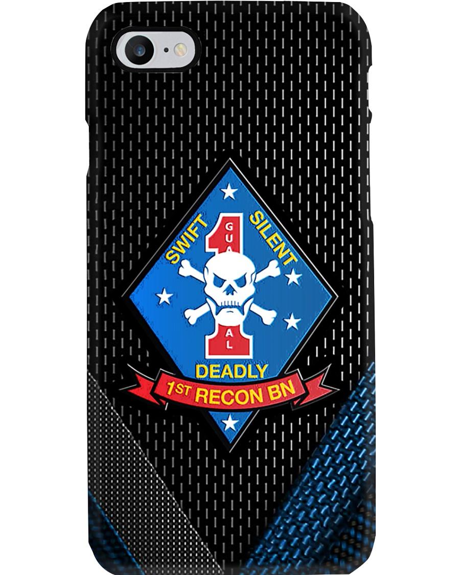 1st Reconnaissance Battalion Phone Case