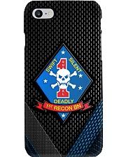 1st Reconnaissance Battalion Phone Case i-phone-7-case