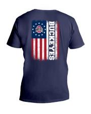 Marrying New York Wife V-Neck T-Shirt thumbnail