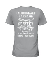Marrying Dutch Husband Ladies T-Shirt thumbnail