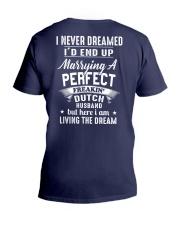 Marrying Dutch Husband V-Neck T-Shirt thumbnail