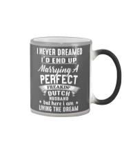 Marrying Dutch Husband Color Changing Mug thumbnail
