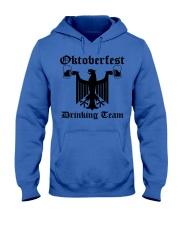 Vintage Oktoberfest Drinking Team Women Hooded Sweatshirt thumbnail