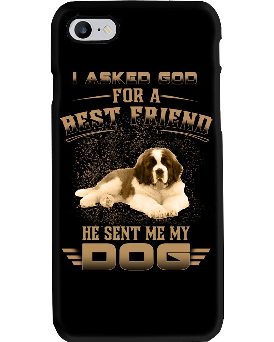 BEST FRIEND ST BERNARD Phone Case