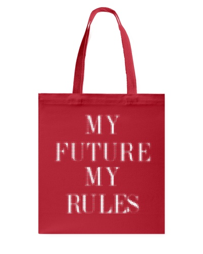 My Future My Rules bag