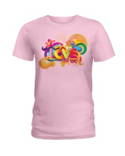 LOVE T-SHIRT For Woman Ladies T-Shirt front