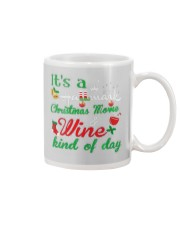 It's a HM Christmas Movie and Wine kind of day Mug thumbnail
