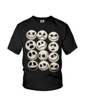 COOKIES EMOTION - FUNNY SHIRT   Youth T-Shirt front