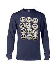 COOKIES EMOTION - FUNNY SHIRT   Long Sleeve Tee thumbnail