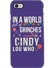 CHRISTMAS GIFT  - FUNNY SHIRT   Phone Case thumbnail