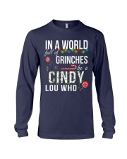 CHRISTMAS GIFT  - FUNNY SHIRT   Long Sleeve Tee thumbnail