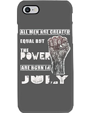 Legends Born in July - amazing shirt Phone Case thumbnail