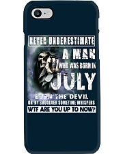 July Guy Devil NEW - Amazing Shirt Phone Case thumbnail
