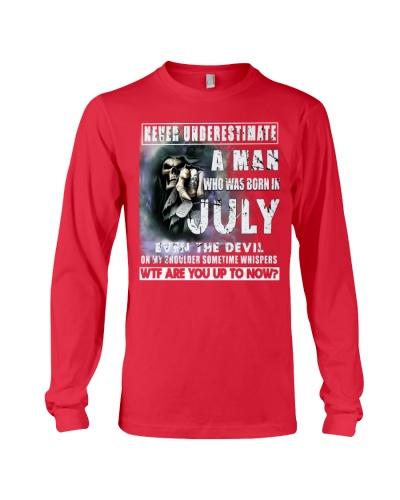 July Guy Devil NEW - Amazing Shirt
