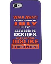 JULY BIRTHDAY  - FUNNY SHIRT   Phone Case thumbnail