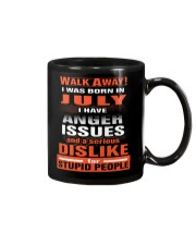 JULY BIRTHDAY  - FUNNY SHIRT   Mug thumbnail