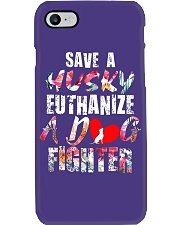 HUSKY SHIRT   Phone Case thumbnail
